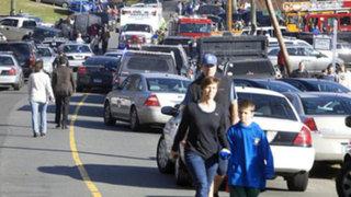 EEUU: escuelas de Newtown reanudan clases tras masacre en Sandy Hook