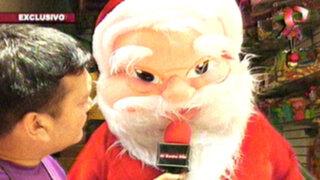 Recurseros de Nochebuena: viva las fiestas al estilo peruano