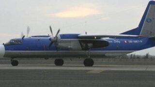 Cusco: Desaparece avión Antonov con cuatro tripulantes a bordo