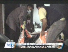 Publican lista de fallecidos tras caída de avioneta en La Libertad