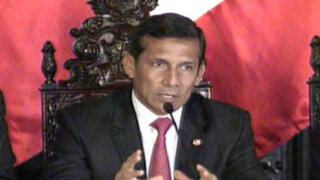 Presidente saludó ingreso de AFP chilena 'Habitat' al Perú