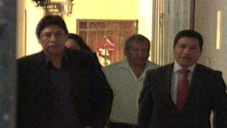 Alexis Humala denunció a procurador Arbizu por caso 'Krasny'
