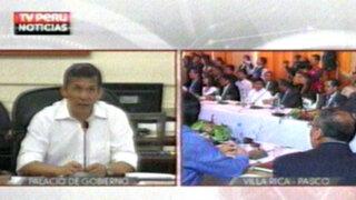 Presidente dirigió primer Consejo de Ministros por videoconferencia