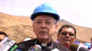 Cipriani dijo desconocer si USIL adoptaría denominación 'Católica'