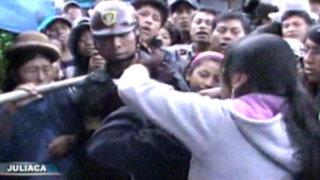 Juliaca: linchan a mujeres acusadas de robar en una bodega