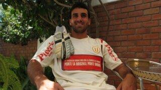Universitario oficializó la contratación del arquero José Carvallo