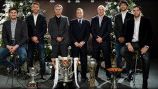 Real Madrid envió saludo navideño a todos sus hinchas