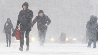 Rusia: al menos 123 muertos dejan temperaturas bajo cero