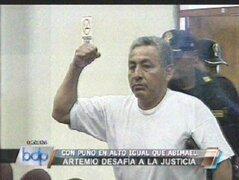 """Terrorista """"Artemio"""" no se arrepiente de asesinatos ni de actos de violencia"""