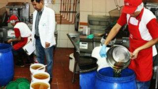 San Miguel: KFC freía con aceite usado y recibió multa de más de S/.1800