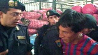 Cayó 'Willy', otro vándalo que atacó a la Policía en La Parada