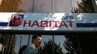 AFP Habitat bajo cuestionamientos en el mercado peruano