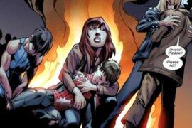 """Spiderman es asesinado por el doctor """"Octopus"""" en última entrega del cómic"""