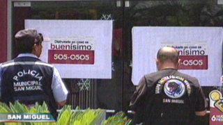 San Miguel: nueva multa para KFC por ocultar sus carteles de clausura
