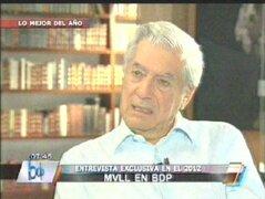 Reviva las mejores entrevistas del 2012 en Buenos Días Perú