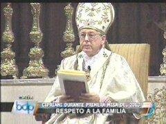Monseñor Cipriani: Haremos lo posible para que el Papa visite Perú