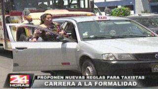 Taxistas ebrios serán inhabilitados en forma definitiva