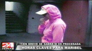 Maribel Velarde continúa a la expectativa de un posible proceso penal