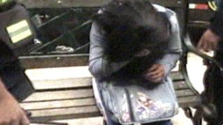 Juliaca: serenazgo vuelve a encontrar escolares en estado de ebriedad