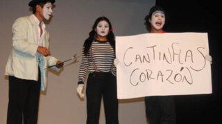 VI Festival Internacional de Mimo en el ICPNA del Centro de Lima