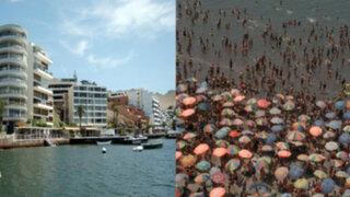 Impiden el libre tránsito de veraneantes en playa de Ancón