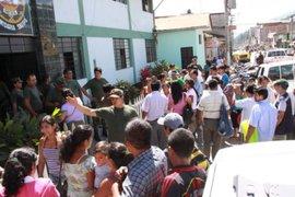 Presidente regional de Junín es agredido por turba