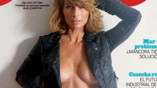 Olenka Zimmerman eleva la temperatura del verano con sexy calendario 2013
