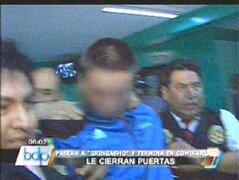 Gringasho será recluido en penal Ancón II
