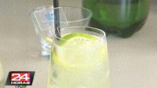 Prepárese un riquísimo Chilcano 'light', cóctel nacional para este verano