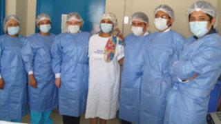 Chiclayo: médicos de Essalud realizan el primer trasplante de medula ósea