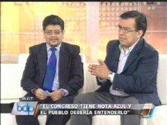 Congresista Velásquez: viaje de Humala a Cuba es una tomadura de pelo