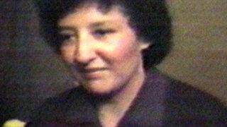 Casa de senderista Margie Clavo fue embargada por Poder Judicial