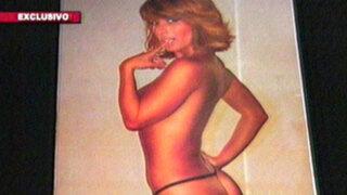 El año de Olenka: El sexy calendario que lo acompañará todo este 2013