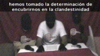 Galindo pide investigación para video terrorista difundido en Áncash