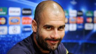 Josep Guardiola regresará esta temporada con el Bayern Múnich