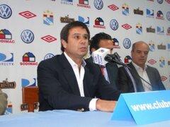 Felipe Cantuarias: Sporting Cristal ya no tiene contrato con Media Networks