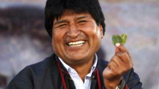 Bolivia busca exportar coca sin alcaloide a los países del ALBA