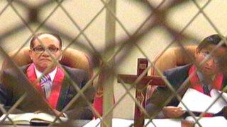 Postergan lectura de sentencia por narcotráfico a Luis 'Loco' Manarelli