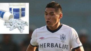 Volante peruano Joel Sánchez dio positivo en prueba antidoping