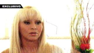 Exclusivo: Maribel Velarde responde denuncias por narcotráfico