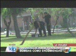 La Molina: bombas causaron gran conmoción entre los vecinos