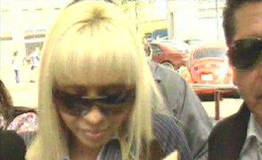 Noticias de las 6: Maribel Velarde acudió hoy a rendir su testimonio