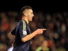 Real Madrid empató con Valencia y clasificó a semifinales de la Copa del Rey