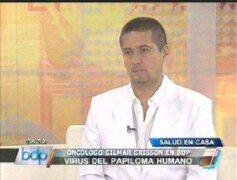 Cada año en el Perú se reporta 5,000 nuevos casos de cáncer de cuello uterino