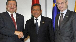 Perú y Colombia firmaron Acuerdo Multipartes con la Unión Europea