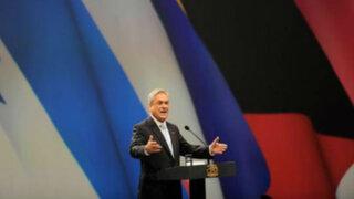 Piñera clausuró cumbre Celac-UE en solidaridad con tragedia de Brasil