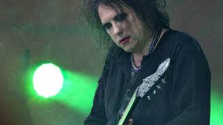 """Banda """"The Cure"""" se presentará en Lima el próximo 17 de abril"""