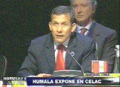 Noticias de las 5: Humala pide a Latinoamérica unirse contra el narcotráfico