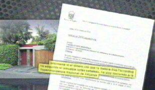 Gustavo Gorriti: Prestamista de la suegra de Toledo está en bancarrota