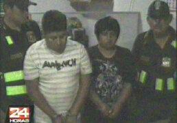Huacho: chofer de bus salva a sus pasajeros de robo